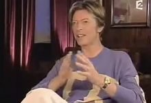 David Bowie – Heathen Interview French TV (2002)