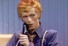 David Bowie on the Dick Cavett Show (1974)