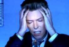 David Bowie – Jump They Say