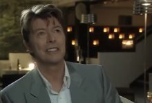 David Bowie interview, Extras [Backstage] 2006
