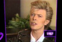 David Bowie – Raw and Uncut Interview (1987)