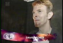 David Bowie Interview @ Phoenix festival (1997)