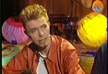 David Bowie – Reporting Scotland (1997)