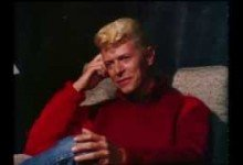David Bowie interview, New Zealand (1983)