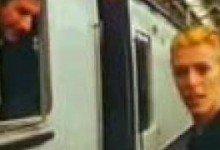 David Bowie Victoria Station 1976
