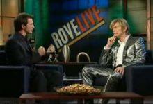 David Bowie – Rove Australian TV (2003)