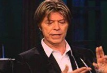 David Bowie on Last Call With Carson Daly (2002)