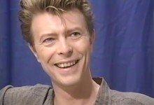 David Bowie – MTV (1990)