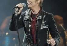 David Bowie Live, Madison Square Garden, NYC (2003)