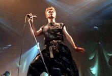 David Bowie, Live, Outside Tour (London, 15th November, 1995)