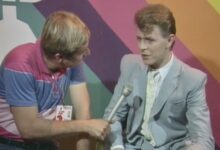 David Bowie – Live Aid interview (1985)