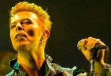 David Bowie Live, Rockpalast Festival, Loreley, Germany (22nd June, 1996)
