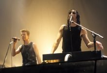 David Bowie live with Nine Inch Nails (Dissonance Tour 1995)