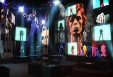 'David Bowie Is' Exhibition, cities so far confirmed…