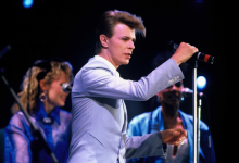 David Bowie – Live Aid London (1985)