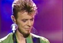 David Bowie – GQ Man Of The Year Awards, NYC (1997)