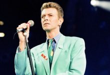 """David Bowie – """"Heroes"""" Live, Freddie Mercury Tribute Concert with Mick Ronson and Queen"""