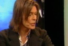 David Bowie – Net Aid interview (1999)