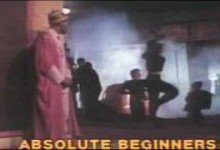 Absolute Beginners Trailer 1986