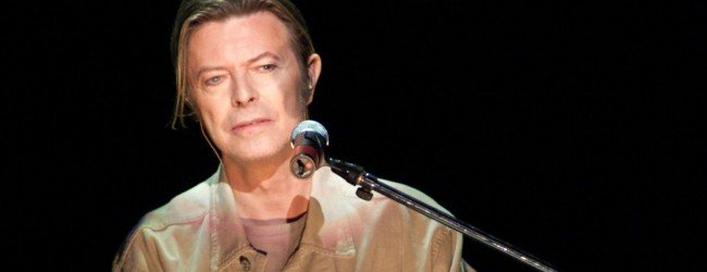 """David Bowie – America & """"Heroes"""" – Concert for New York City, 2001"""