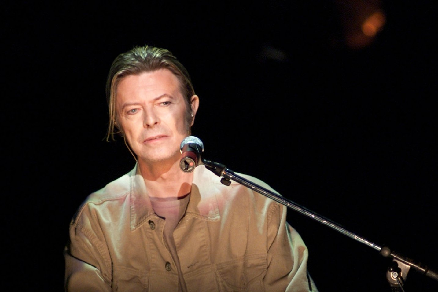"David Bowie – America & ""Heroes"" – Concert for New York City, 2001"