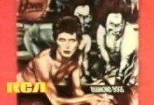Diamond Dogs TV Advert 1974