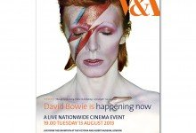 David Bowie is happening now – UK theatrical trailer