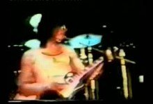 David Bowie – The Jean Genie/Love Me Do/Round and Round with Jeff Beck (unreleased footage) London 1973