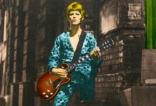 David Bowie – Ziggy Stardust (alternate video)
