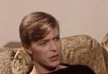 David Bowie – Plaza Hotel Paris interview and TMWFTE clip (1977)