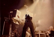 40 Years Ago! Exclusive pics from David Bowie's Isolar Tour 21st February 1976!
