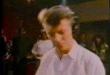 David Bowie – Recording Labyrinth soundtrack