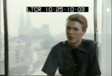 David Bowie – Arena Rock by Alan Yentob 1978