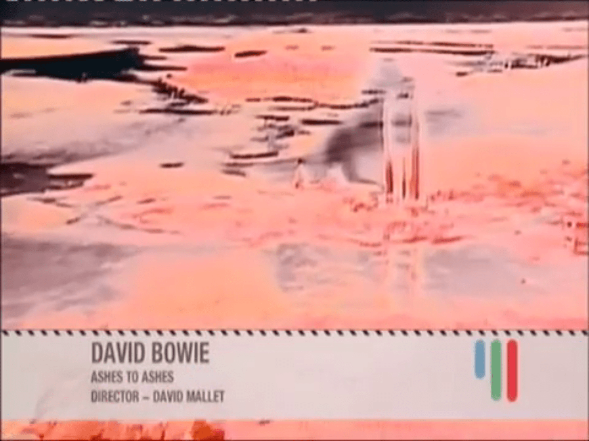 Behind The Scenes – Ashes To Ashes David Bowie News