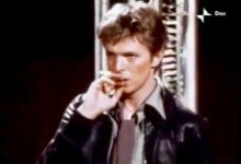 "David Bowie – ""Heroes"" plus Interview (Italian TV – 1977)"