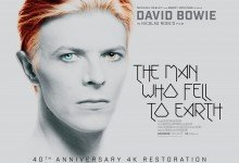 The Man Who Fell To Earth 4K Theatrical Trailer!
