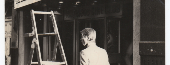 Previously Unseen Photographs of David Bowie from 1983!