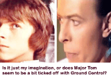 """The BOWIE & BOWIE Ltd. Blog: """"Space Oddity"""" Issue"""