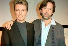Eric Clapton about David Bowie and the record Old Sock (2013)