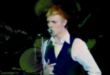David Bowie – Life On Mars? – Live 1976
