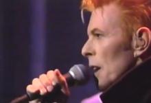 David Bowie – Dead Man Walking (Letterman, 1997)