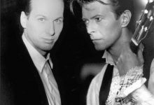 Adrian Belew (with David Bowie) – Pretty Pink Rose – Promo 1990, HD Remaster