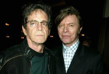 Lou Reed with David Bowie – Hop Frog (2003)