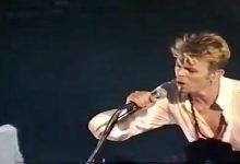 David Bowie, Live, Shepherd's Bush Empire, London (1997)