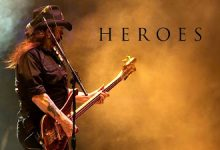 "Watch – Motörhead ""Heroes"" (David Bowie Cover)"