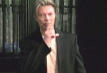 David Bowie – Vittel TV Commercial (Extended version, 2003)