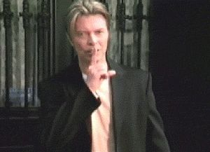David Bowie – Vittel TV Commercial (Extended version, 2003)