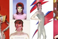 The Continuing Allure of Aladdin Sane and the Lightning Bolt