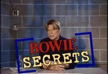 Bowie Secrets (Late Night with Conan O'Brien)