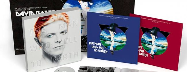 The Man Who Fell To Earth Deluxe Box Set – Now Only £19.94!